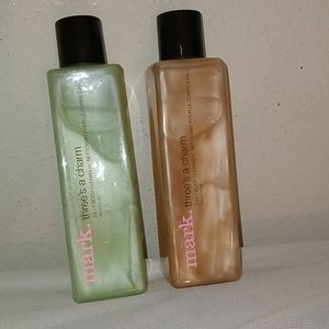 Mark. Three's A Charm 3-in-1 Body Cleanser  Lot 2